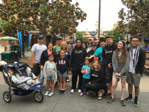 Disneyland on Chemo